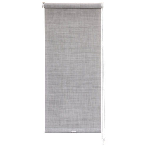 Estor enrollable mini screen texture gris de 72x190cm