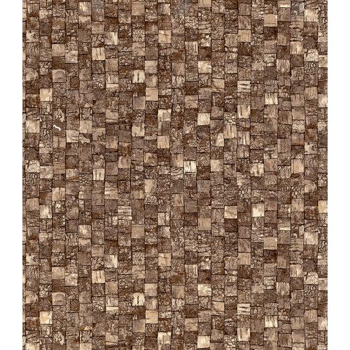 Rollo de vinilo adhesivo madera corcho