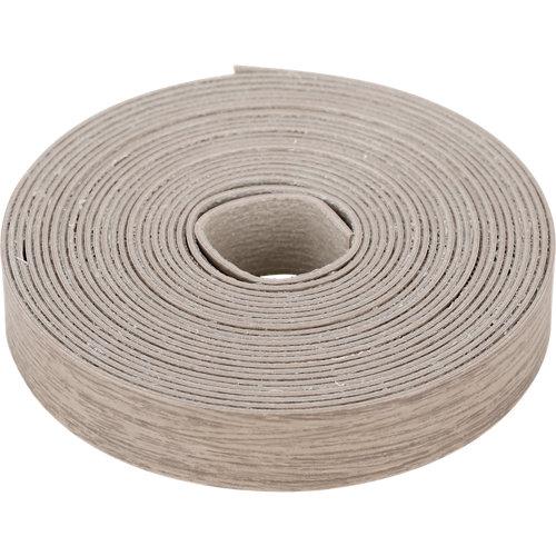 Canto preencolado pvc roble grisáceo 1,9x500 cm