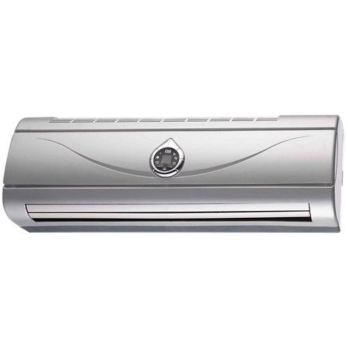Calefactor eléctrico pared mercatools 2000 w plata