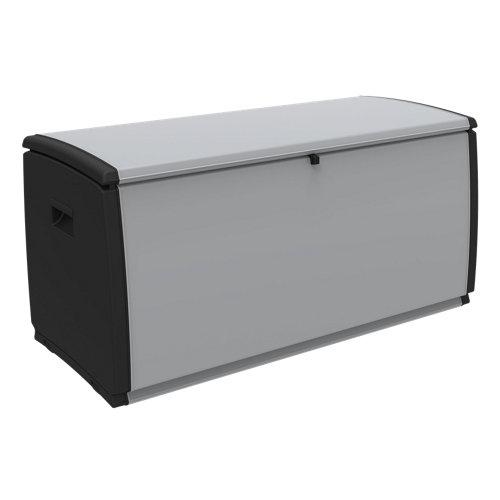 Baúl de plástico de 57x120x54 cm y capacidad de 308l