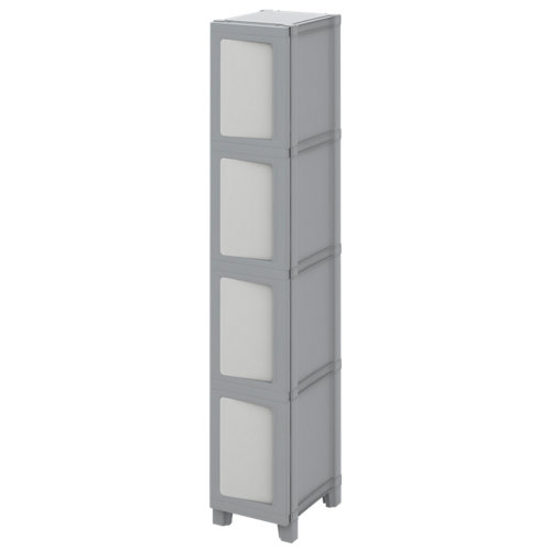 Armario en kit alto modulize de 180x33x40 cm para uso interior