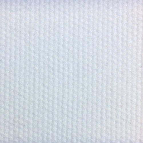 Tela en bobina blanca algodón ancho 280cm