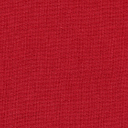 Tela en bobina roja lino ancho 280cm