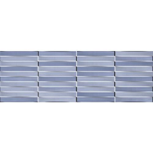 Revestimiento cerámico mediterraneo 20x60 surf azul artens