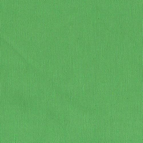 Tela en bobina verde algodón y poliéster ancho 280cm