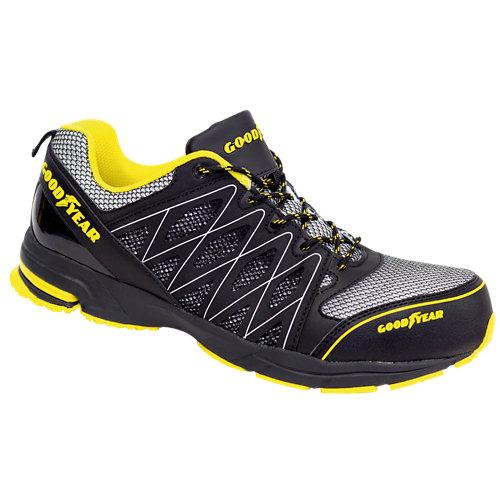 Zapatos de seguridad good year s1p s1 negro t46
