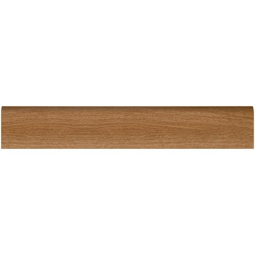 Rodapié recto serie madera color roble 10x60 artens