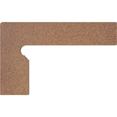Zanquin fiorentino izquierdo 40x24,5 natural