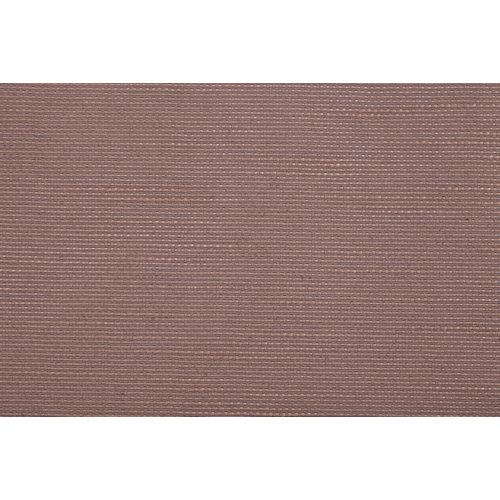 Tela en bobina marrón algodón y poliéster ancho 280cm