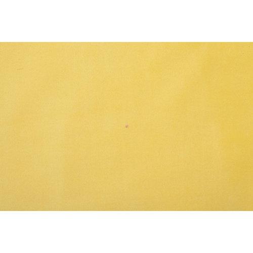Tela en bobina amarilla poliéster ancho 140cm