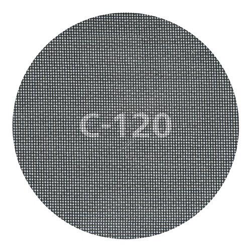 5 disco abrasivo wolfcraft para amoladora recta 120