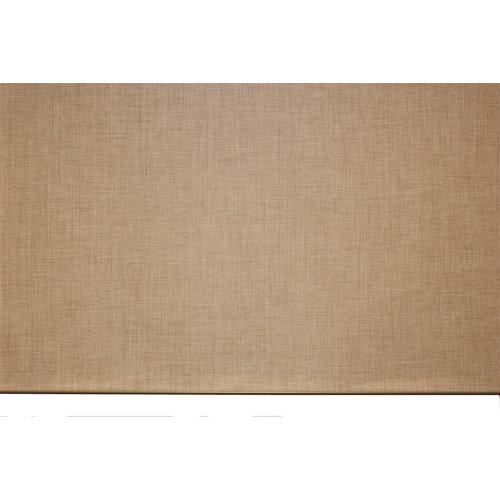 Estor enrollable translúcido rich coper cb marrón de 124x250cm