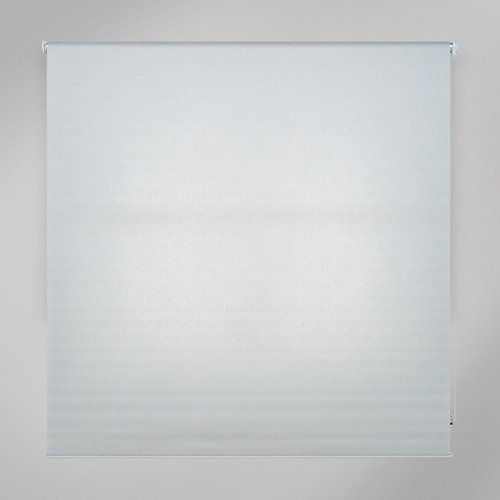 Estor enrollable translúcido viena blanco de 154x235cm