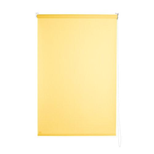 Estor enrollable screen nov amarillo de 90x250cm