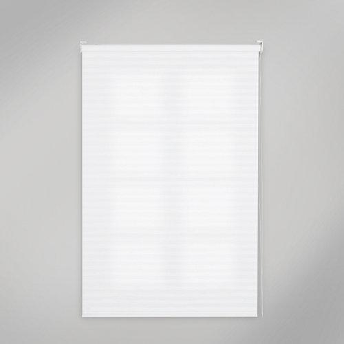 Estor enrollable translúcido print lines blanco de 180x250cm