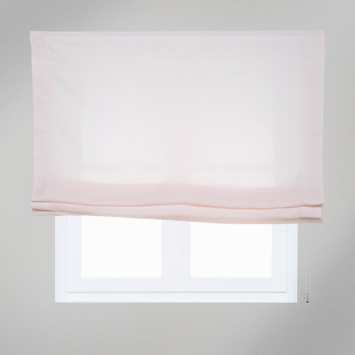 Estor plegable aire cuarzo 90x250 cm