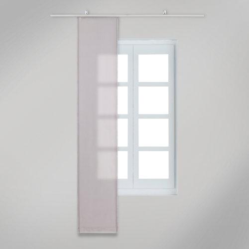 Panel japonés gris 50 x 260 cm