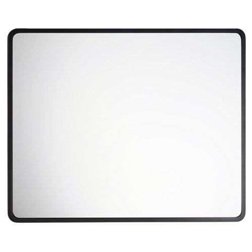 Espejo de baño vogue negro 60 x 80 cm