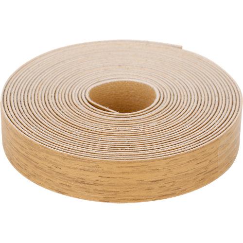 Canto preencolado pvc pino 1,9x500 cm