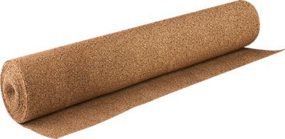 Base aislante CORK4U de 2mm de grosor para suelos de madera y laminados