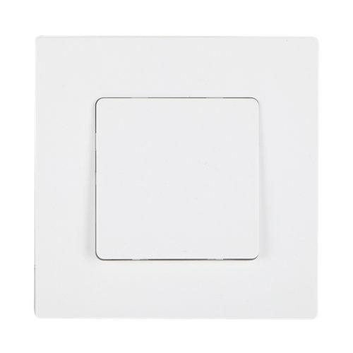 Pack de 3 interruptores lexman color blanco