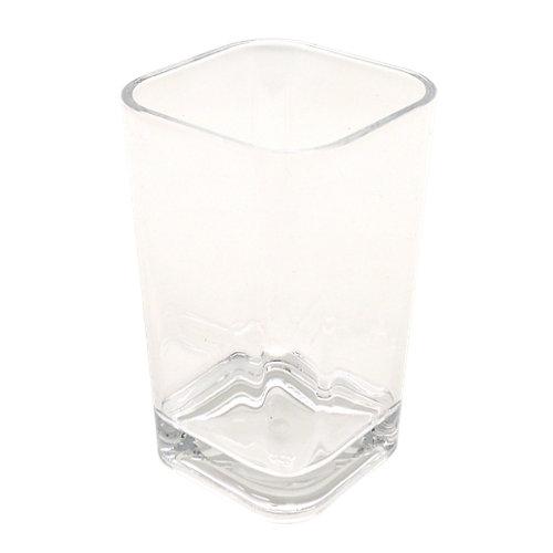 Vaso de baño claire incoloro / transparente brillante