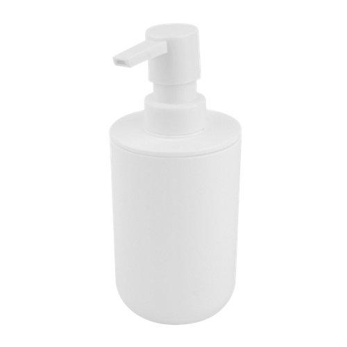 Dispensador de jabón easy de plástico blanco