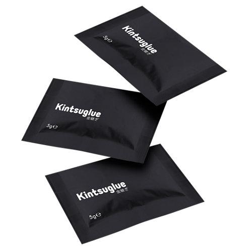 Masilla flexible para reparar kintsuglue loctite 3x5g negro