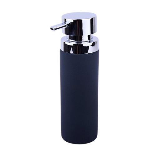 Dispensador de jabón barney de cerámico negro