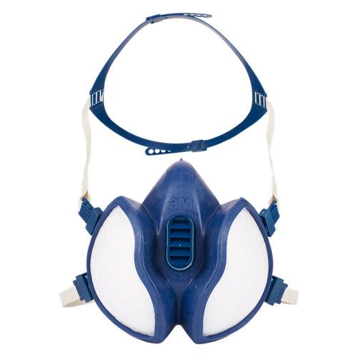 Respirador para gases y productos químicos 3m