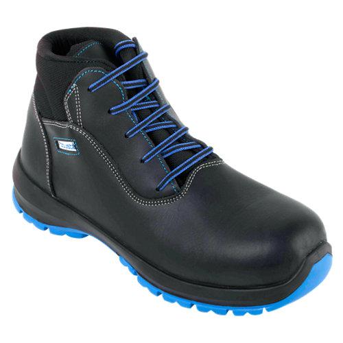 Botas de seguridad robusta 92068 s3 negro t36