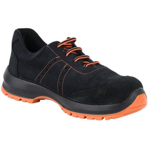 Zapatos de seguridad robusta 92225 s1 negro t47