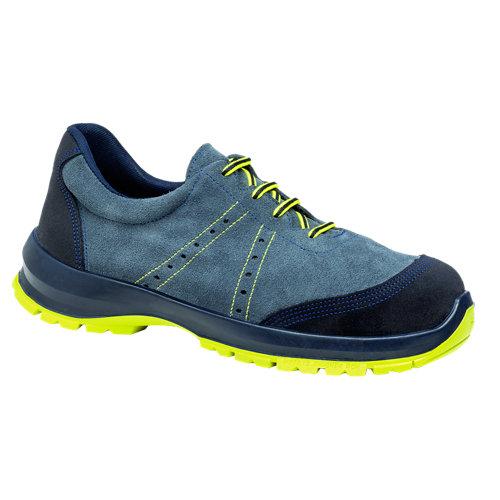 Zapatos de seguridad robusta 92254 s1 azul t37