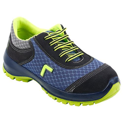 Zapatos de seguridad robusta 92060 s1 azul t35