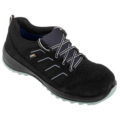 Zapatos de seguridad robusta 92202 s3 negro t48