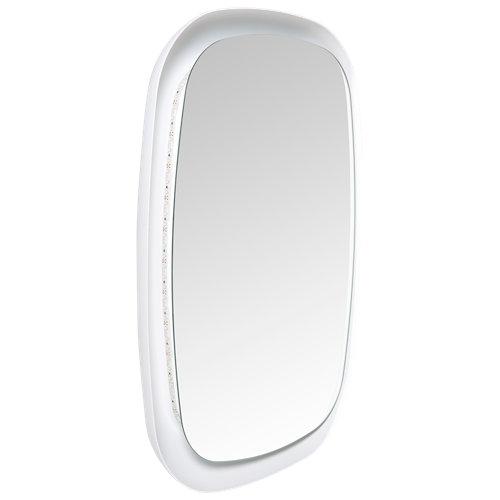 Espejo de baño con luz moon light 80 x 55 cm