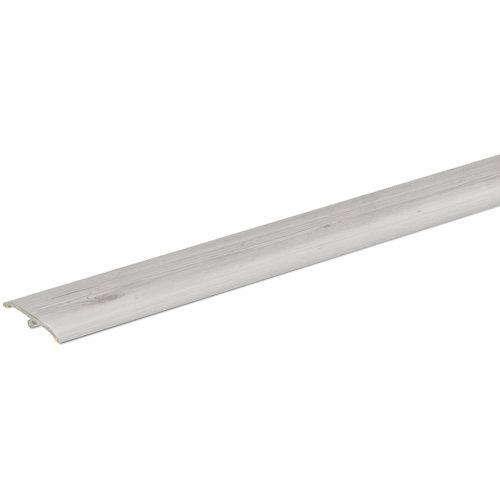Perfil aluminio artens 83 cm blanco mod003