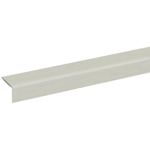 Mamperlán aluminio artens 95 cm blanco mod001