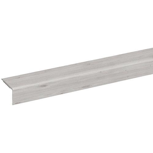 Mamperlán aluminio artens 95 cm blanco mod003