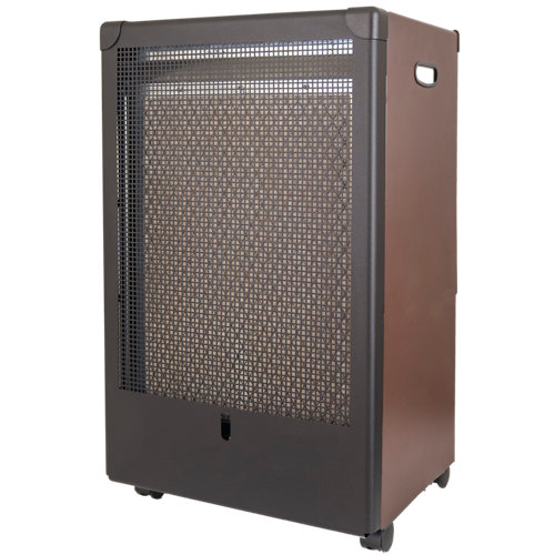 Estufa de gas catalítica nevercold n2800