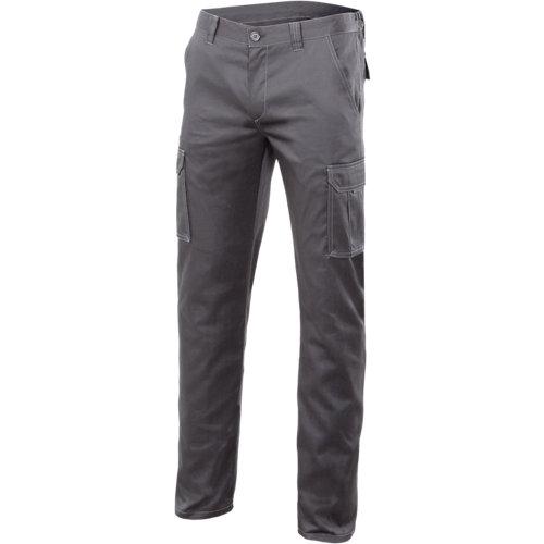 Pantalón velilla gris t s
