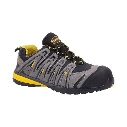Zapatos de seguridad paredes helio s1 gris t41