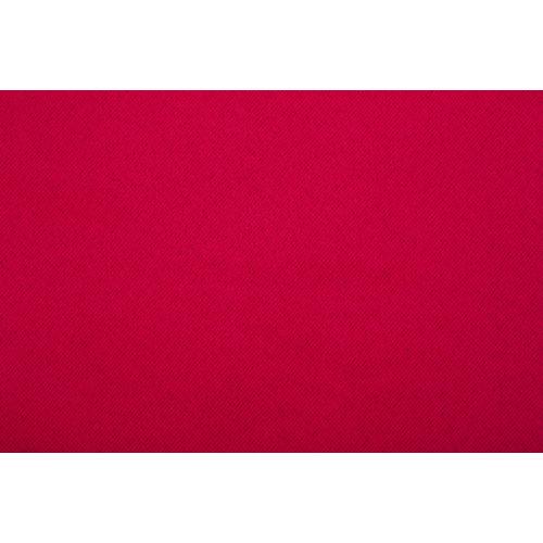 Tela en bobina roja acrílico ancho 300cm