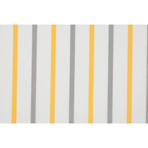 Tela en bobina amarilla acrílico ancho 160cm