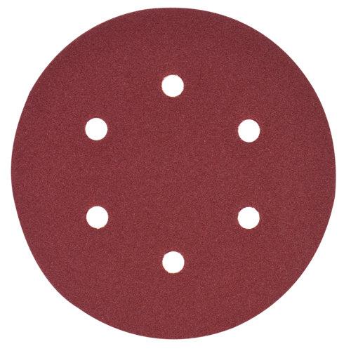 5 disco abrasivo dexter para lijadora 180
