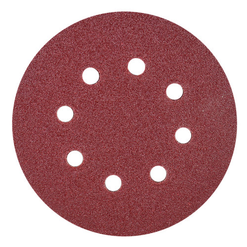 5 disco abrasivo dexter para lijadora 80