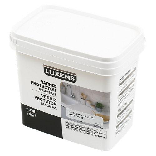 Resina de protección encimeras luxens mate 0,75l