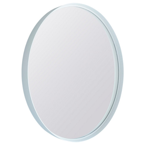 Espejo de baño kende blanco 60 x 60 cm