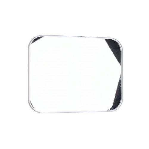 Espejo de baño kende blanco 80 x 60 cm